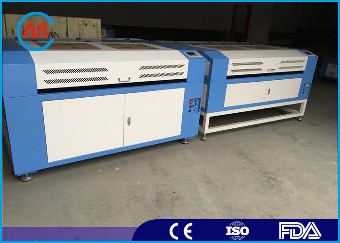 Water Cooled 40w Co2 Wood Laser Engraving Machine 500 mm/s Speed CE Certification