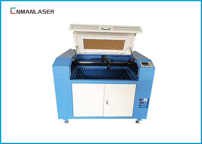 High Precision Laser Engraving Cutting Machine 600*900 mm Auto Focus Water Cooling